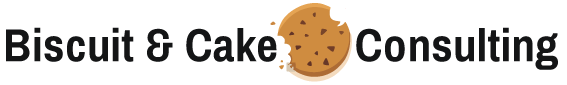 Biscuit and Cake Logo
